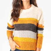 /achat-pulls/only-pull-femme-a-rayures-cordelia-orange-gris-beige-202662.html
