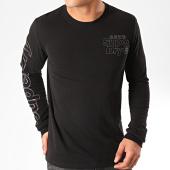 /achat-t-shirts-manches-longues/superdry-tee-shirt-manches-longues-tonal-reactive-m6000035b-noir-202597.html