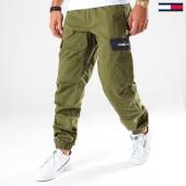 /achat-jogger-pants/tommy-jeans-jogger-pant-cargo-7386-vert-kaki-202599.html