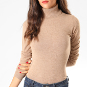/achat-pulls/vero-moda-pull-col-roule-femme-happy-basic-marron-clair-chine-202628.html