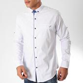 /achat-chemises-manches-longues/black-needle-chemise-manches-longues-y-3433-bleu-clair-202816.html