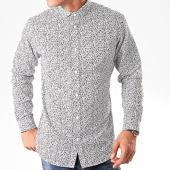 /achat-chemises-manches-longues/jack-and-jones-chemise-slim-manches-longues-blackburn-blanc-floral-202700.html