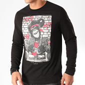/achat-t-shirts-manches-longues/paname-brothers-tee-shirt-manches-longues-meddy-noir-202807.html