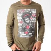 /achat-t-shirts-manches-longues/paname-brothers-tee-shirt-manches-longues-meddy-vert-kaki-202808.html