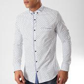 /achat-chemises-manches-longues/black-needle-chemise-manches-longues-y-3423-blanc-bleu-ciel-202820.html