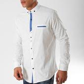 /achat-chemises-manches-longues/black-needle-chemise-manches-longues-y-3431-blanc-casse-bleu-ciel-202823.html