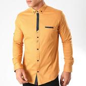 /achat-chemises-manches-longues/black-needle-chemise-manches-longues-y-3431-camel-bleu-marine-202824.html