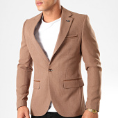 /achat-blazers/black-needle-veste-blazer-20245-marron-clair-202899.html