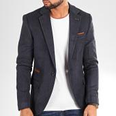 /achat-blazers/black-needle-veste-blazer-suedine-20244-bleu-marine-202937.html