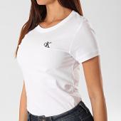 /achat-t-shirts/calvin-klein-tee-shirt-femme-ck-embroidery-2883-blanc-202933.html