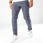 /achat-pantalons-carreaux/classic-series-pantalon-a-carreaux-x-641-bleu-marine-202826.html