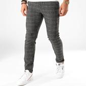 /achat-pantalons-carreaux/classic-series-pantalon-a-carreaux-x-641-noir-gris-202827.html