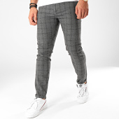 /achat-pantalons-carreaux/classic-series-pantalon-a-carreaux-x-634-noir-blanc-202835.html