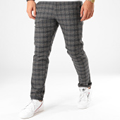 /achat-pantalons-carreaux/classic-series-pantalon-a-carreaux-x-663-bleu-marine-202849.html