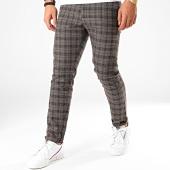 /achat-pantalons-carreaux/classic-series-pantalon-a-carreaux-x-663-marron-fonce-202851.html