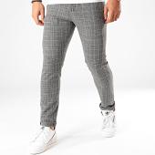 /achat-pantalons-carreaux/classic-series-pantalon-carreaux-x-662-gris-anthracite-chine-202857.html
