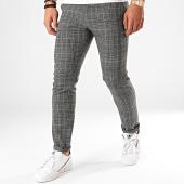 /achat-pantalons-carreaux/classic-series-pantalon-a-carreaux-x-662-noir-202858.html