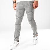 /achat-pantalons-carreaux/classic-series-pantalon-a-carreaux-m-3200-blanc-noir-202859.html
