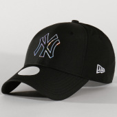 /achat-casquettes-de-baseball/new-era-casquette-femme-9forty-mlb-nylon-12134627-new-york-yankees-noir-202878.html