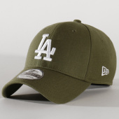 /achat-fitted/new-era-casquette-fitted-39thirty-heather-essential-12134990-los-angeles-dodgers-vert-kaki-202898.html
