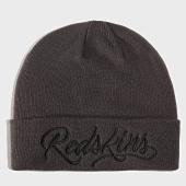 /achat-bonnets/redskins-bonnet-greg-gris-anthracite-202840.html
