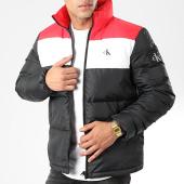 /achat-doudounes/calvin-klein-jeans-doudoune-color-block-down-4547-noir-rouge-blanc-203012.html