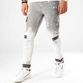 /achat-pantalons-cargo/classic-series-pantalon-cargo-2856-gris-blanc-degrade-203003.html
