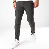 /achat-chinos/grj-denim-pantalon-chino-a19y2236-gris-anthracite-chine-203049.html