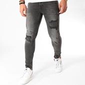 /achat-jeans/grj-denim-jean-slim-13993-noir-203067.html