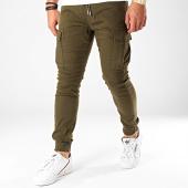 /achat-pantalons-cargo/grj-denim-pantalon-cargo-14081-vert-kaki-203078.html