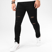 /achat-jeans/lbo-jean-skinny-avec-dechirures-72215-b07-noir-203017.html