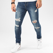 /achat-jeans/lbo-jean-skinny-avec-dechirures-72176-2-bleu-denim-203018.html
