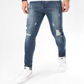 /achat-jeans/lbo-jean-skinny-avec-dechirures-72176-1-bleu-denim-203019.html