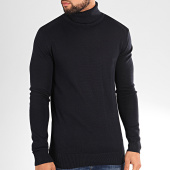 /achat-pulls/brave-soul-pull-col-roule-hume-bleu-marine-203091.html