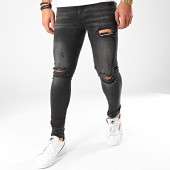 /achat-jeans/classic-series-jean-skinny-destroy-reflechissant-gf-79032-gris-anthracite-203113.html