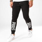 /achat-pantalons-joggings/ohmondieusalva-pantalon-jogging-ablh-noir-blanc-203175.html