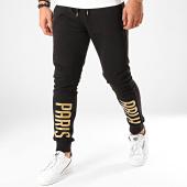 /achat-pantalons-joggings/ohmondieusalva-pantalon-jogging-ablh-noir-dore-203177.html