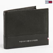 /achat-portefeuilles/tommy-hilfiger-porte-cartes-cuir-textured-mini-5645-noir-203122.html