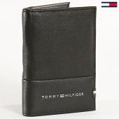 /achat-portefeuilles/tommy-hilfiger-porte-cartes-cuir-textured-bifold-5650-noir-203123.html
