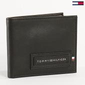 /achat-portefeuilles/tommy-hilfiger-porte-cartes-cuir-modern-mini-6006-noir-203127.html