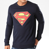 /achat-sweats-col-rond-crewneck/superman-sweat-crewneck-original-logo-bleu-marine-203271.html