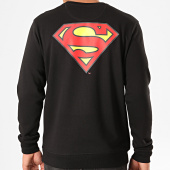 /achat-sweats-col-rond-crewneck/superman-sweat-crewneck-original-logo-back-noir-203277.html