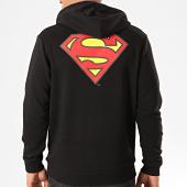 /achat-sweats-capuche/superman-sweat-capuche-original-logo-back-noir-203282.html