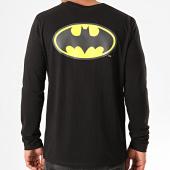 /achat-t-shirts-manches-longues/batman-tee-shirt-manches-longues-original-logo-back-noir-203295.html