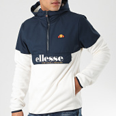 /achat-vestes/ellesse-veste-col-zippe-capuche-esine-shd08128-ecru-bleu-marine-203314.html