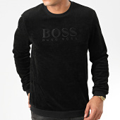 /achat-sweats-col-rond-crewneck/hugo-boss-sweat-crewneck-50403908-noir-203362.html