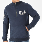 /achat-sweats-col-zippe/jack-and-jones-sweat-col-zippe-jayden-bleu-marine-203348.html