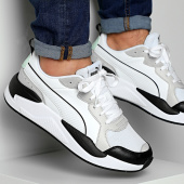 /achat-baskets-basses/puma-baskets-x-ray-game-372849-white-gray-v-green-black-203368.html