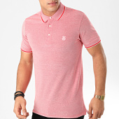 /achat-polos-manches-courtes/selected-polo-manches-courtes-twist-rouge-chine-203389.html