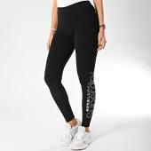 /achat-leggings/superdry-legging-femme-core-w7000040a-noir-argente-203359.html